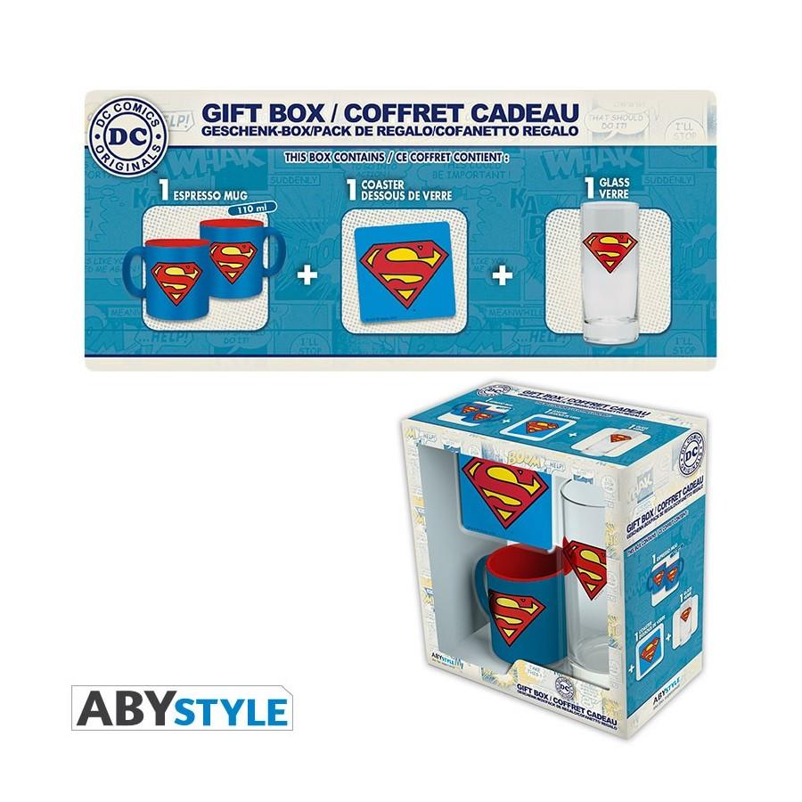 Mug Aby25418 Superman Verre Mini 29clSous uF3l1TJKc