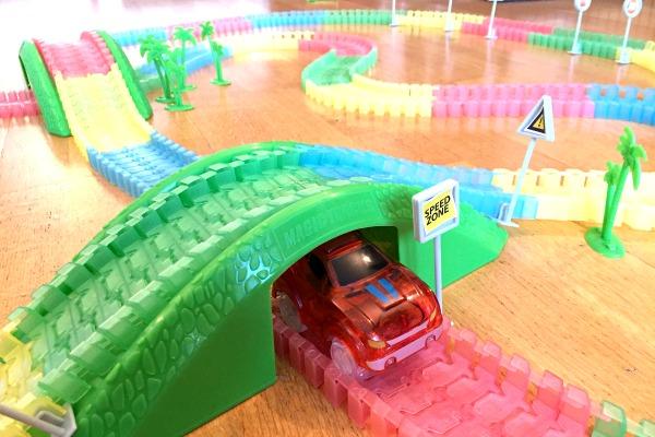 Magic tracks Tunnel Set Accessoire